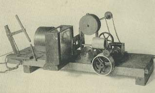 Jenkin's prototype of the Phantoscope